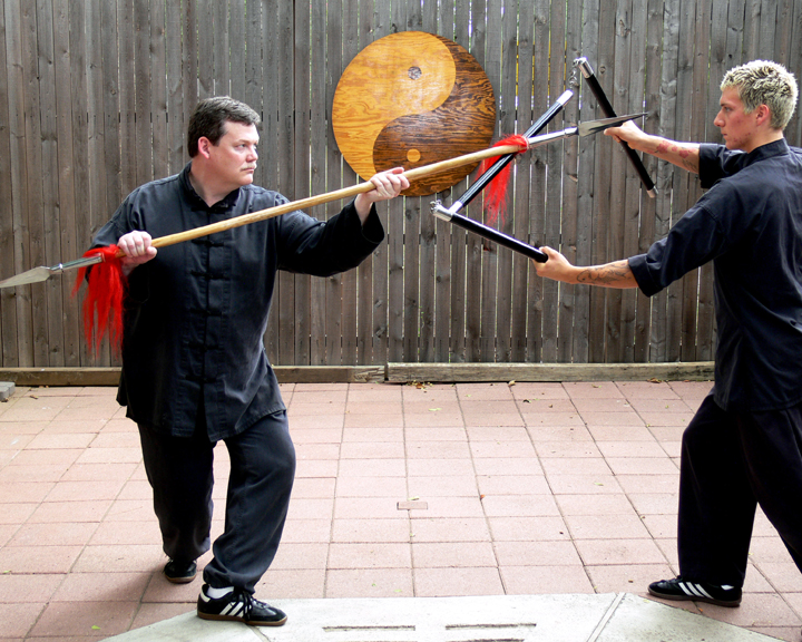 Weapons – The Gompa